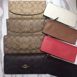 COACH Wallet With Pouch!!!