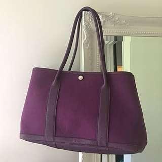 Hermes Garden Party 36 罕有紫色