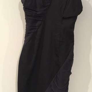 Wish Size 6 Strapless Dress
