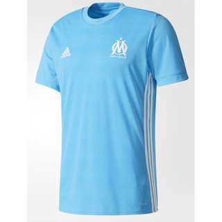 Olympique Marseille 17/18 Adidas Away Kit