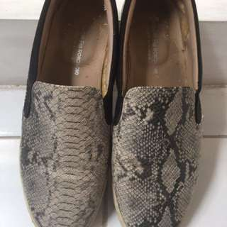 Python Faux Leather