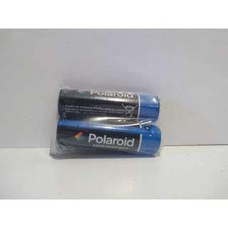 POLAROID super heavy duty AA Batteries