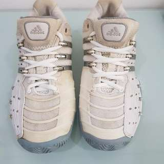 Adidas Barricade White