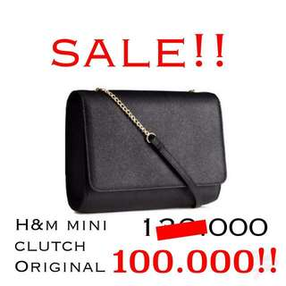 H&M miniclucth Sale!!!!!