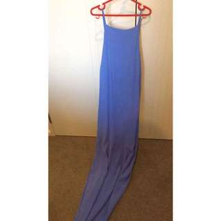 Glassons Blue Maxi Dress