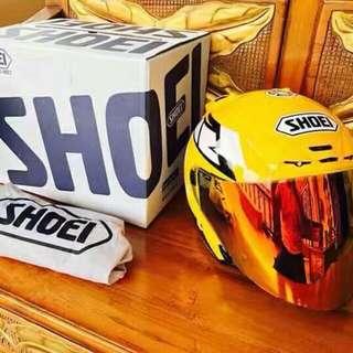 Shoei J-Force2 Factory