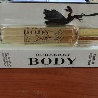 BURBERRY Body 裸紗女性淡香精 85ml試用品