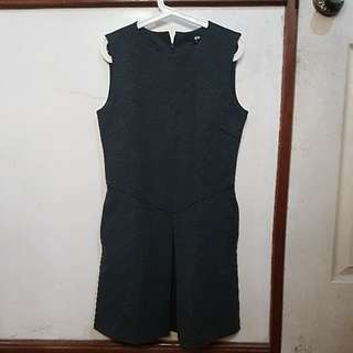 Uniqlo Dress With Side Pockets