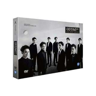 Exo CONCERT DVD PLANET 2: THE EXOLUSION IN SEOUL DVD