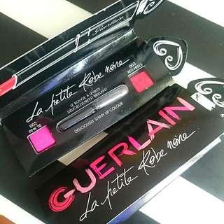 (包郵) Guerlain 唇膏 小黑裙 LA PETITE ROBE NOIRE Deliciously Shiny Lip Colour