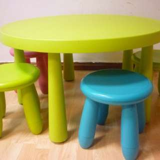 Ikea Stool/ Seat / Chair - 2pcs