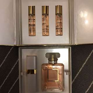 Coco Mademoiselle Perfume Set NEW