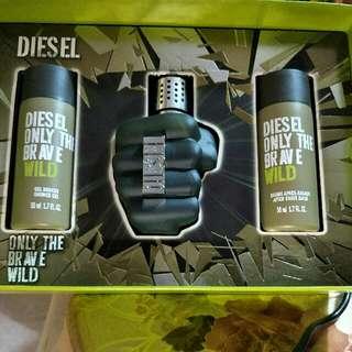 Diesel Only The Brave Wild Gift Set