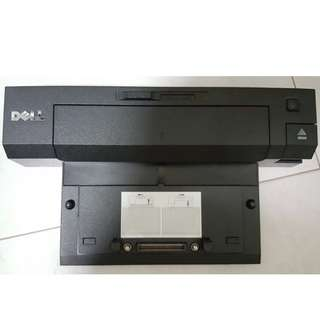 Dell E-Port Replicator PR02X Docking Station and Port Replicator 130W For Dell E Series Laptop / Notebooks