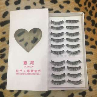 Taiwan False Lashes