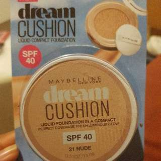 NEW Maybelline Dream Cushion (21 Nude)
