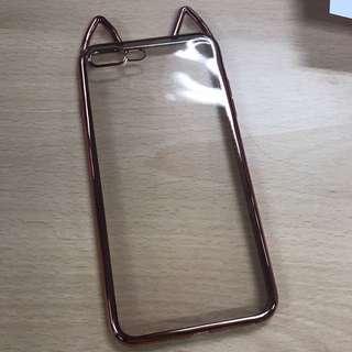 二手透明外殼 Iphone7 Plus