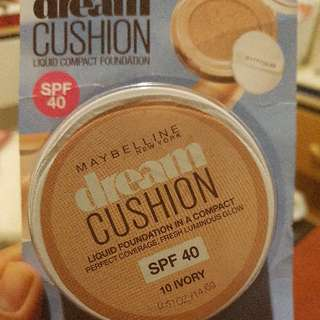 NEW Maybelline Dream Cushion (10 Ivory)