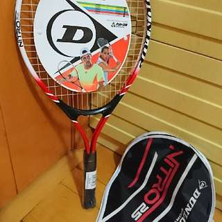 25吋童裝網球拍 Dunlop Nitro 25 Junior Tennis