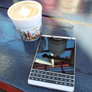 Blackberry Passport Silver Edition (dallas)