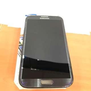 [二手]Samsung三星Galaxy Note 2空機七成新