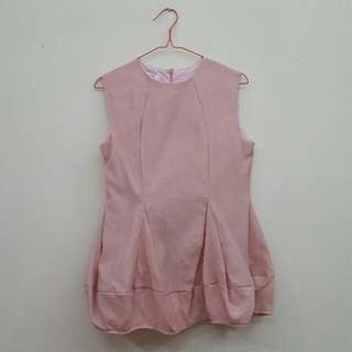 Baloon Pink Sleeveless