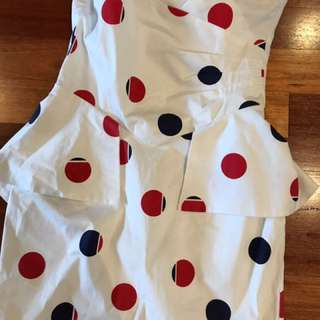 Dangerfield Size 12 Polka Dot Dress. Polka Dot Size 12. dangerfield