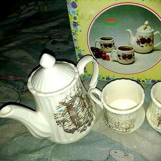 Tea Set (NAKATO)
