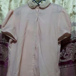 Used) Blouse Merk The Executive REPRICE