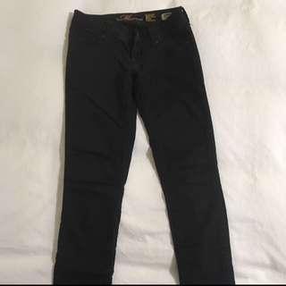 Mavi Black Skinny Jeans