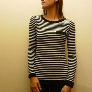 MARCS striped long sleeve XS