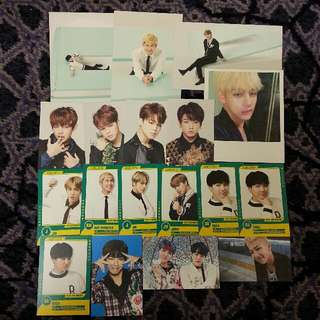 BTS Official Photocards/Pc
