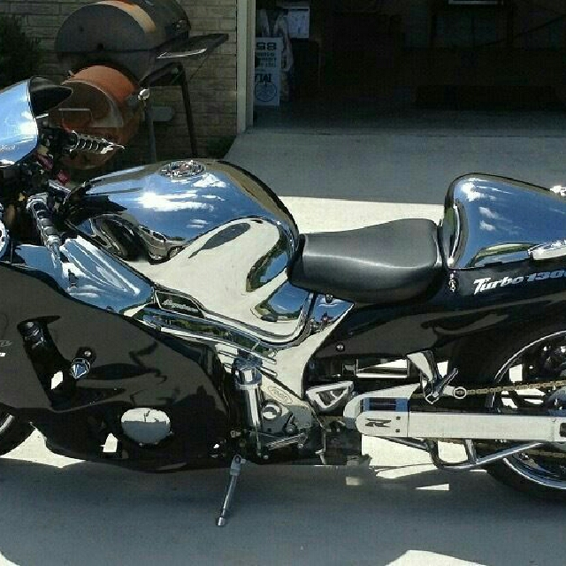 2005 Suzuki Hayabusa
