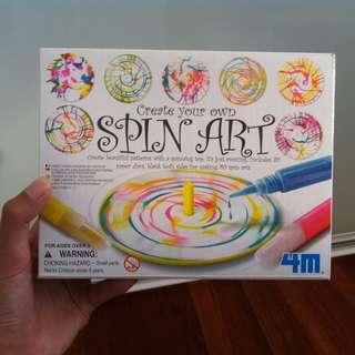 Spin Art Box Set