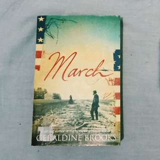 March by Geraldine Brooks - Paperback