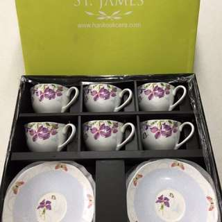 Premium Tableware St. James Coffee / Tea Set