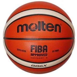 Molten BGG6X Basketball (Orange)
