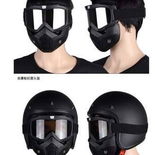 Free Delivery Antmanunion Mask goggles off road