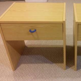 Wooden Night Tables
