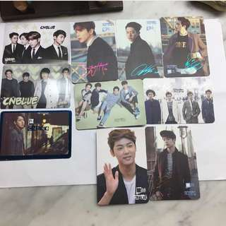 CNBLUE YESCARD