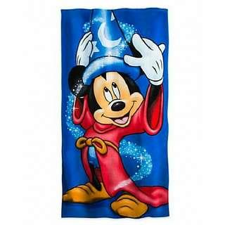 #awaltahun Handuk Disney Mickey Mouse Original