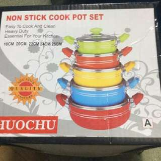 Non Stick Cook Pot
