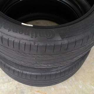 Tyre Tayar 235 40 18 Continental