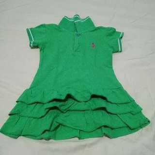 Dress Baby Polo
