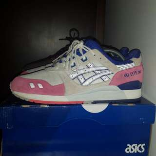 Asics Gel Lyte III SAMPLES US9