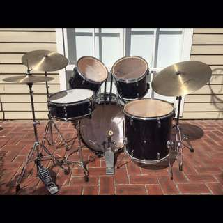 DXP Pioneer Series Drum Kit