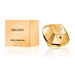 PACO RABANNE LADY MILLION EDP SPRAY 50 ML