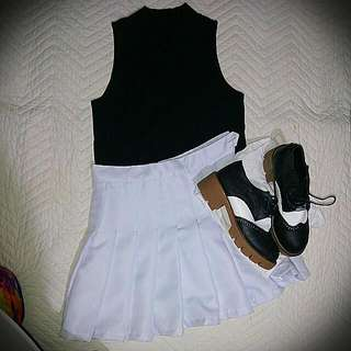 Tennis/ School Girl Skirt