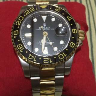 Arloji Rolex GMT Master II Swiss Clone 1:1