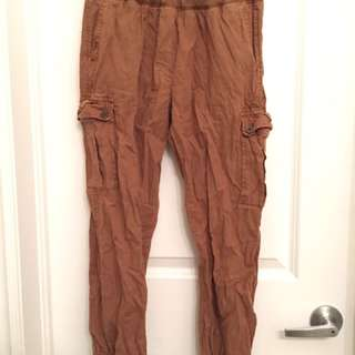 Roots Brown Pants